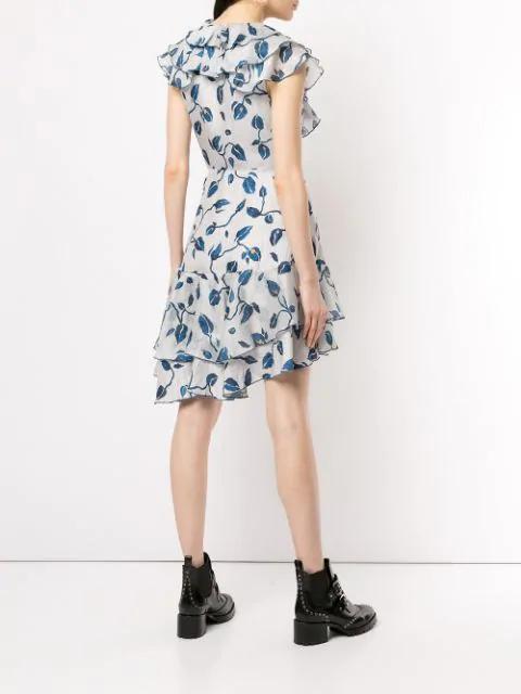 Aje Florence Dress - Grey