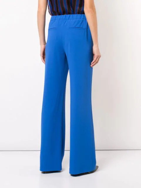 ALICE AND OLIVIA WIDE-LEG TROUSERS