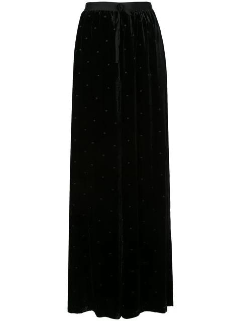 Ulla Johnson 'Maia' Palazzohose - Schwarz In Black