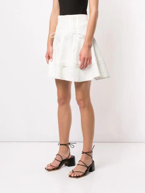 Aje 'Hallie' Rock - Weiß In White
