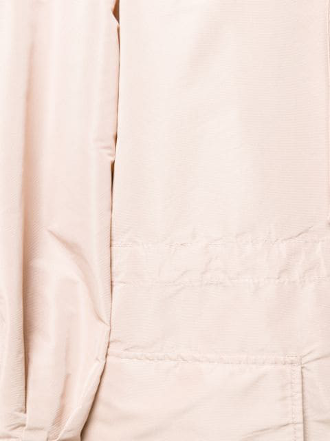 N°21 BUTTON HOODED JACKET