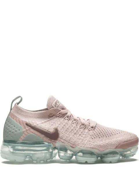 more photos 78f0e 43b80 Women's Air Vapormax Flyknit 2 Running Shoes, Brown - Size 10.5 in Neutrals