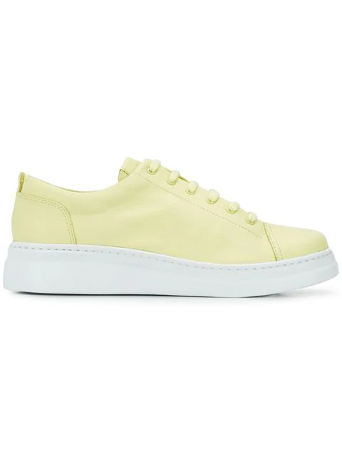 Runner Platform Camper Up Yellow Sneakers 9E2eYWHID