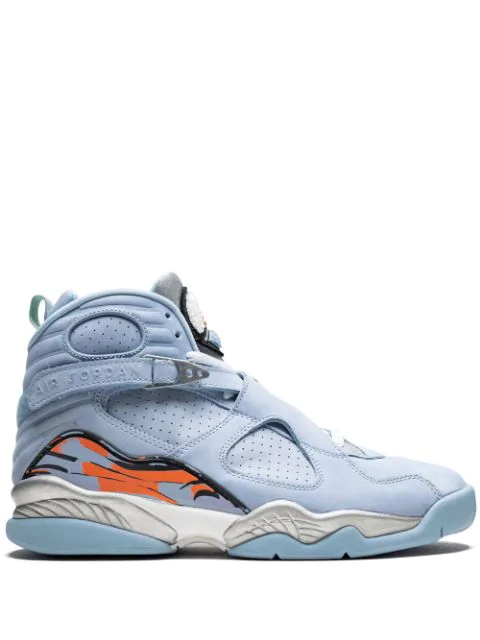 sale retailer 4653d a8992 Womens Air Jordan 8 Retro in Blue