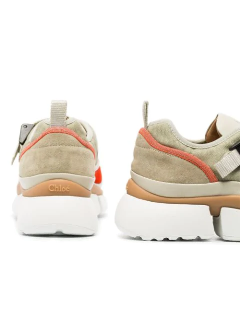 CHLOÉ 'SONNIE' SNEAKERS