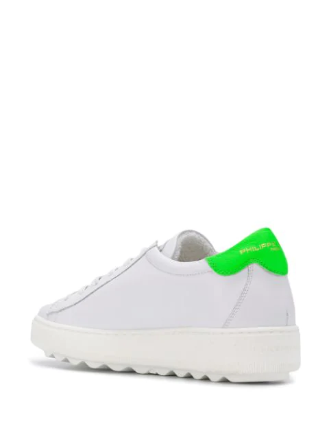 Philippe Temple White Femme Model Sneakers P8Own0k