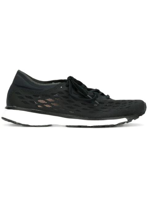 sélection premium ad922 8eb71 Adizero Adios Mesh Running Sneakers in Black
