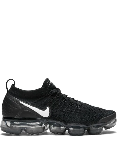 buy online 10893 5a0d2 Women's Air Vapormax Flyknit 2 Running Shoes, Black - Size 12.0
