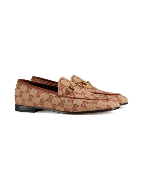GUCCI 'JORDAAN GG' LOAFER