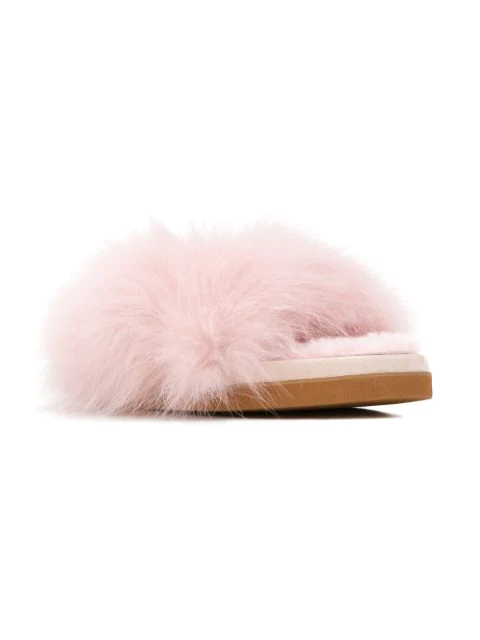 And Mr Italy Pink Fur Mrs Sandals j5AR4L