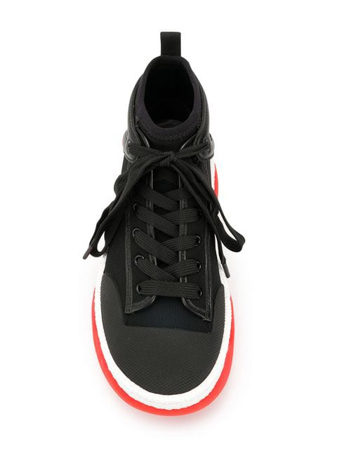 ALEXANDER WANG LACE-UP SNEAKERS