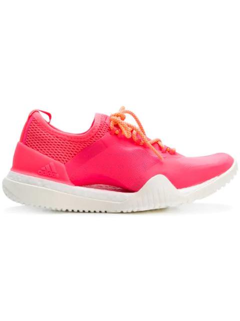 5db3cf711ec18 Adidas By Stella Mccartney Pureboost X Tr 3.0 Trainers In Pink ...