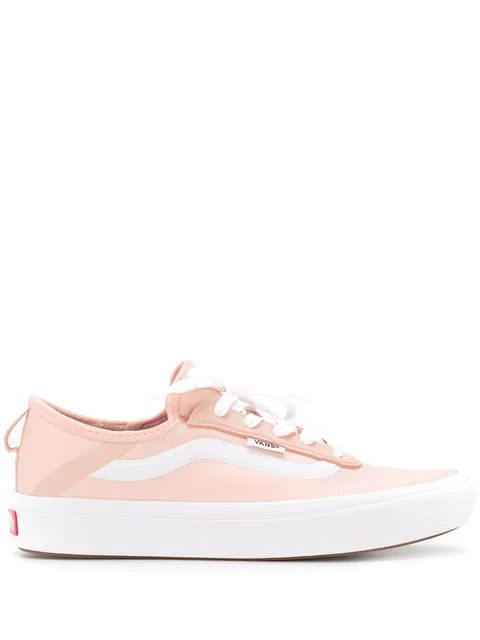 Vans 'comfycush' Sneakers Rosa In Pink