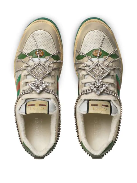 GUCCI SCREENER SNEAKERS