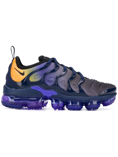 super popular 826c2 ddb72 Nike Women's Air Vapormax Plus Running Shoes, Blue - Size ...