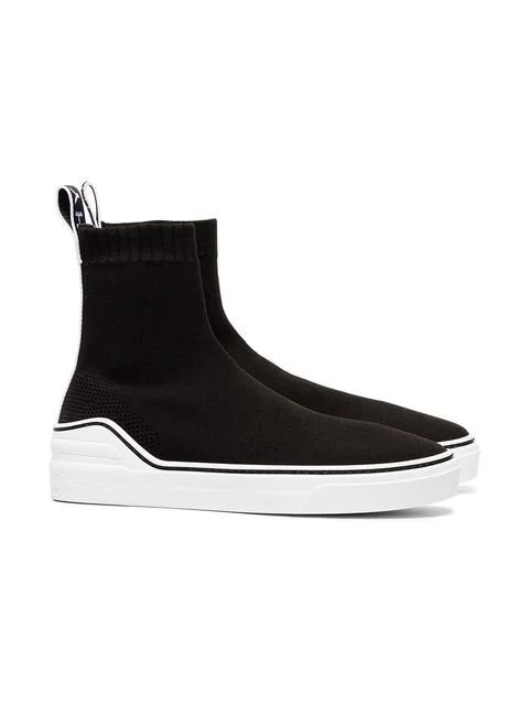 GIVENCHY 'GEORGE V' SOCK-SNEAKERS