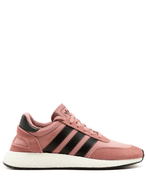 Pulido Gárgaras ético  Adidas Originals Iniki Runner Sneakers In Pink | ModeSens