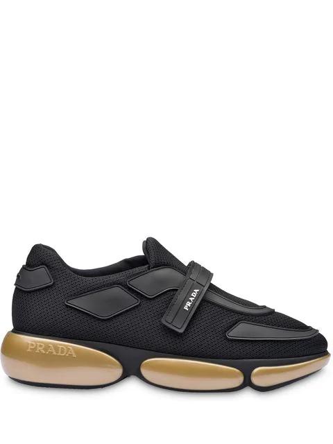 Sneakers Black 'cloudbust' Prada In Schwarz n0wm8OvN