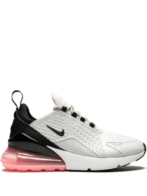 Nike Air Max 270 Se Sneakers In White Modesens