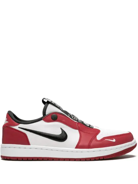 pas cher pour réduction 25bf6 e0a3f Aj1 Slip Chicago Sneaker in Red