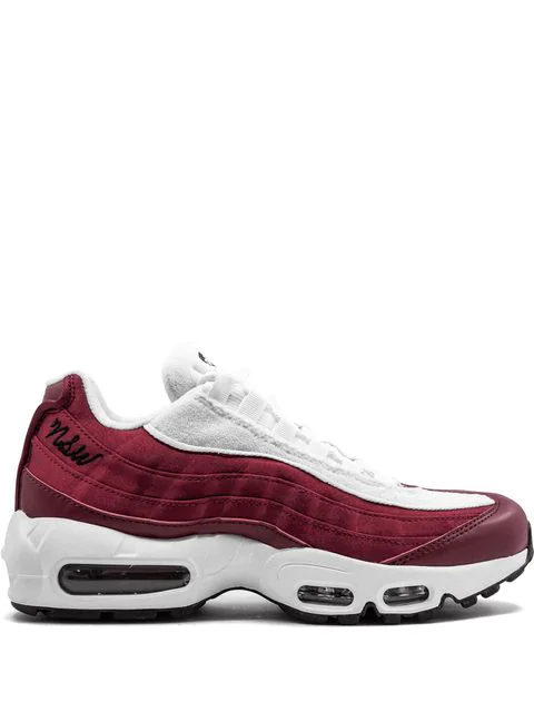 huge discount 89519 207c2 Air Max 95 Trainers in Red