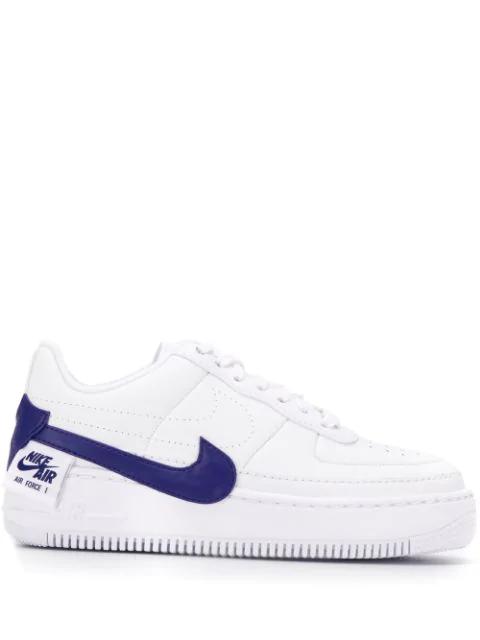 Nike 'Air Force 1' Sneakers Weiß in White
