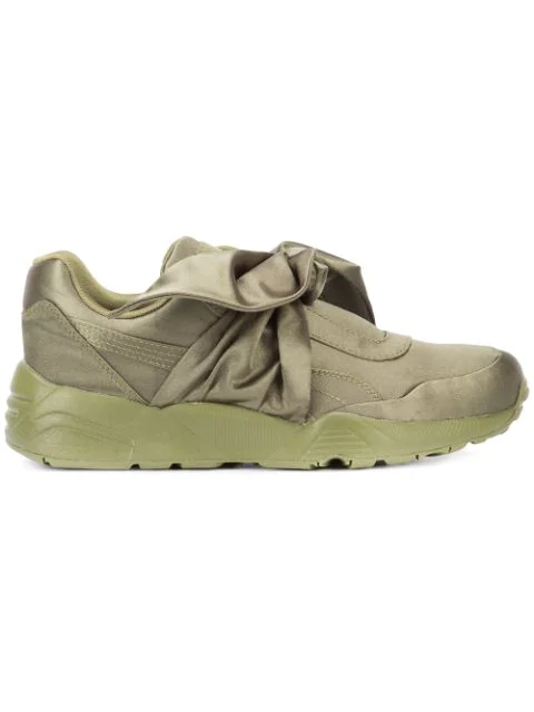 los angeles 145f2 9e776 Fenty Bow Sneakers in Green