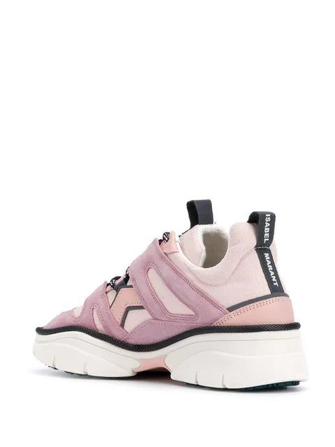Sneakers Leather Sneakers Pink Kindsay Kindsay In Pink In Kindsay Leather Sneakers Leather In rdsQCht