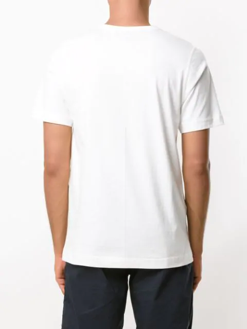 ÀLg Smile Print T-Shirt - White
