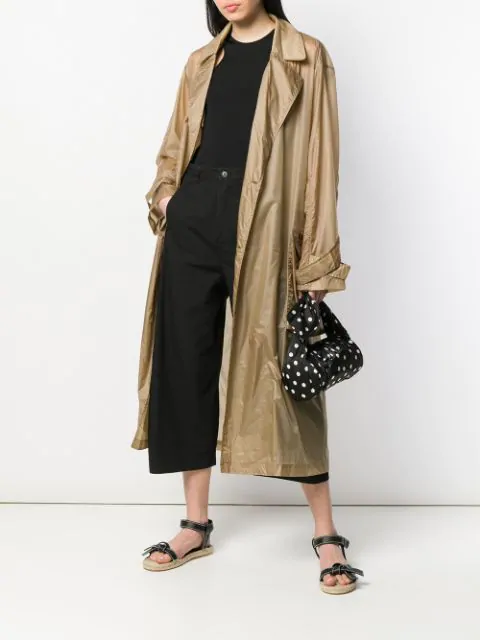 A.A. SPECTRUM BELTED TRENCH COAT
