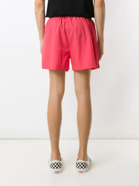 ÀLg Nylon Shorts - Rosa In Pink