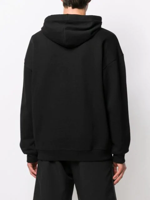GIVENCHY EXTREME LOGO HOODIE