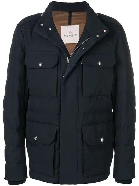 Padded Jacket in 742 Blue