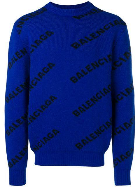 balenciaga jumper