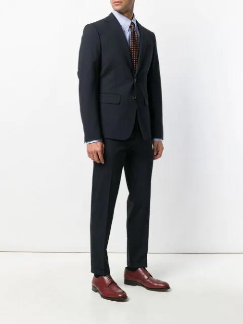 Dsquared2 Classic Two-Piece Suit - Blue