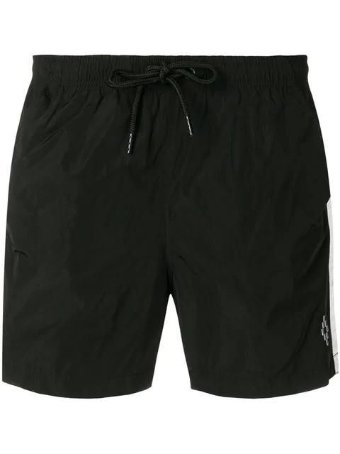 82a570a6b9780c Marcelo Burlon County Of Milan Shorts Mit Kordelzug - Schwarz in Black