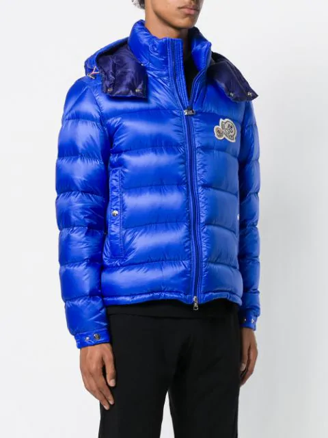 a32846fa6 Bramant Mid-Weight Short Down Jacket in Blue