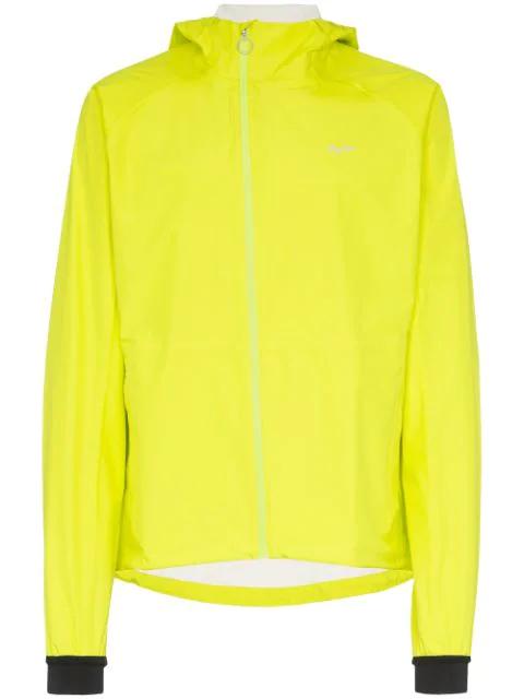 723c38edf Rapha Commuter Windbreaker Jacket - Yellow