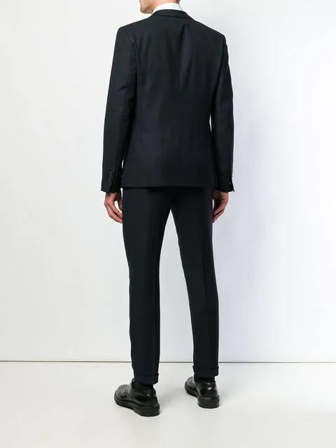 Dsquared2 Two-Piece Formal Suit - Blue