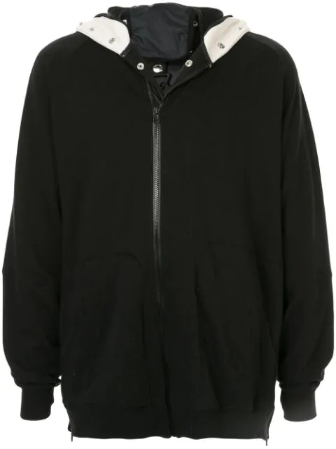 a36e8d7af Converse X The Soloist Zip Hooded Jacket - Black