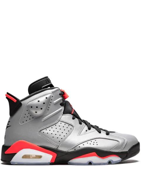 timeless design 05957 5ba83 Air Jordan 6 Sneakers in Silver
