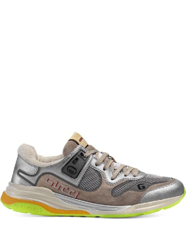 In Men's Men's Ultrapace Silver Sneaker dCQeErxWBo