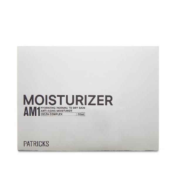 PATRICKS PATRICKS AM1 ANTI-AGING HYDRATING MOISTURISER WITH DELTA COMPLEX,934714800742570