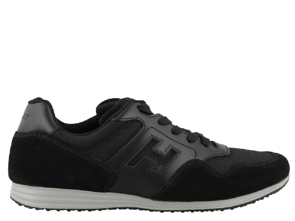 Hogan Olympia X H205 Low Top Sneakers In Black | ModeSens
