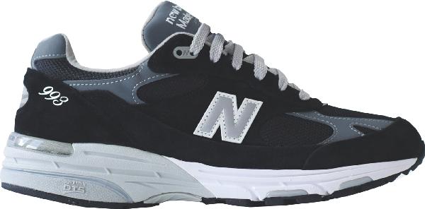 6b45a0fa01328 New Balance 993 Kith Black In Black/White | ModeSens