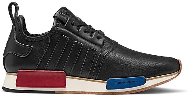 Pre Owned Adidas Originals Adidas Nmd R1 Hender Scheme Black In
