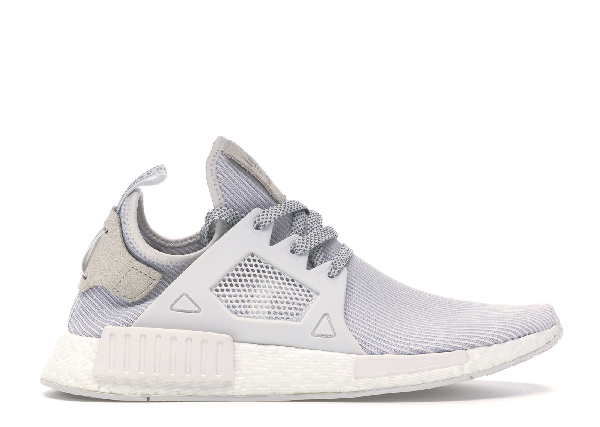 Pre Owned Adidas Originals Adidas Nmd Xr1 Triple White W In