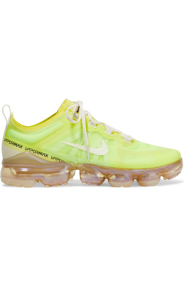 sale retailer 2f0d7 53c58 Women's Air Vapormax 2019 Se Running Shoes, Green - Size 9.0 in Bright  Yellow