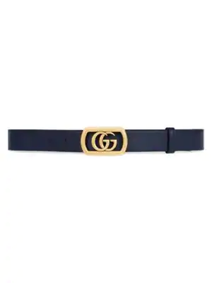 GUCCI New Marmont Leather Belt