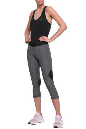 adidas leggings dark grey